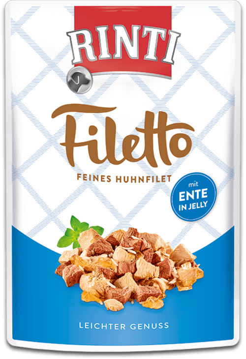 Rinti Filetto  Huhnfilet mit Ente  100g